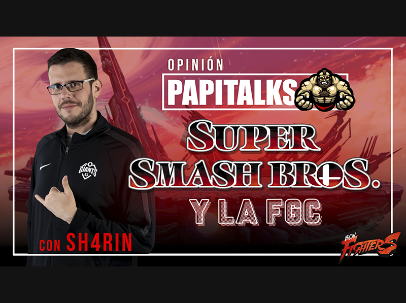 ¿Quieres saber qué piensa Sh4rin de Smash Bros? ¿Porqué se dice que no es un juego de Lucha?