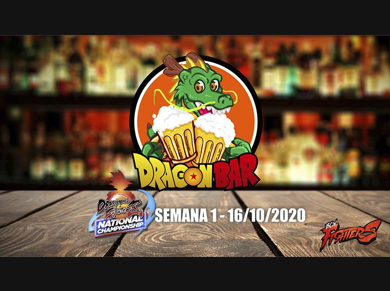 DragonBar – Post partido de la semana 1 de la Liga Nacional de DBFZ