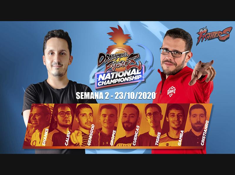 Combates de la semana 2 de la DBFZNC & el post partido en el DragonBar