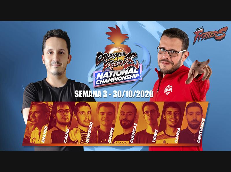 Combates de la semana 3 de la DBFZNC & el post partido en el DragonBar